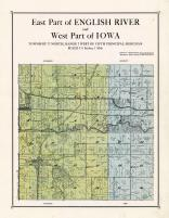 English River Township - East, Iowa Township - West, Kalona, Richmond