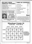 Table of Contents, Winnebago County 2002