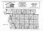 Index Map, Woodbury County 1983