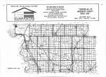 Index Map, Woodbury County 1984