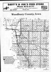 Index Map 1, Woodbury County 1997