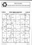 Map Image 003, Woodbury County 2000
