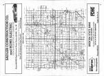 Index Map, Wright County 1983