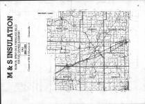 Index Map, Bond County 1979