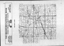 Index Map, Bond County 1985
