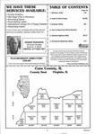 Index Map 1, Cass County 2002