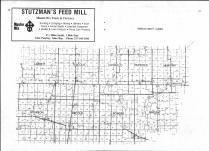 Index Map, Douglas County 1980