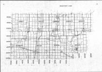 Index Map, Douglas County 1981