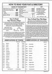 Index and Legend, Douglas County 1997 Published by Farm and Home Publishers, LTD