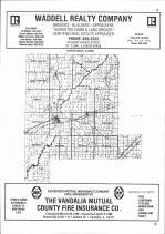 Index Map, Fayette County 1978