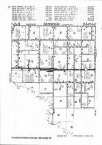 Map Image 015, Fayette County 1978