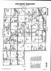 Bond County Map Image 012, Fayette and Bond Counties 1999
