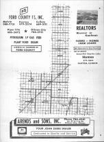 Index Map, Ford County 1967