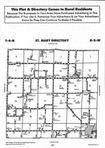 St. Marys T4N-R5W, Hancock County 1996 Published by Farm and Home Publishers, LTD