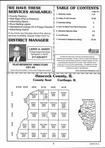 Index Map 1, Hancock County 1998