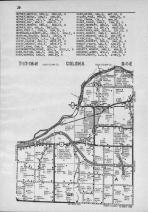 Map Image 017, Henry County 1964