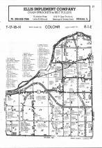 Map Image 013, Henry County 1978