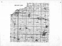 Index Map, Henry County 1985