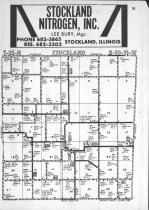 Map Image 006, Iroquois County 1967