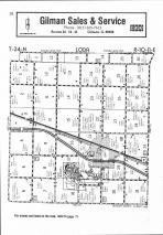 Map Image 001, Iroquois County 1978