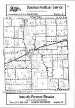 Map Image 019, Iroquois County 1978