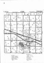 Map Image 001, Iroquois County 1979