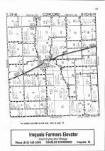 Map Image 019, Iroquois County 1979