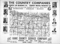 Index Map, Kane County 1966
