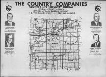 Index Map, Kendall County 1966