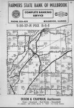 Map Image 008, Kendall County 1966