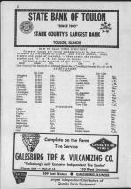 Index and Legend, Knox County 1966