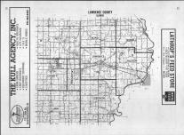 Index Map, Lawrence County 1985