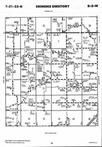 Map Image 032, Logan County 1996 Published by Farm and Home Publishers, LTD