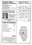 Index Map 1, Logan County 1998