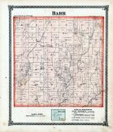 Barr Townshipk Joe's Creek, Taylor's Creek, Macoupin County 1875