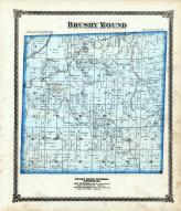 Brushy Mound, Macoupin Creek, Honey Creek, Macoupin County 1875