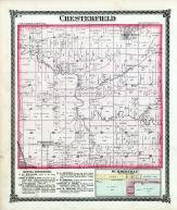 Chesterfield Township, Summerville, Medora, Sugar Creek, Macoupin County 1875