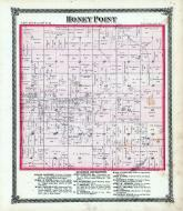 Honey Point Township, Macoupin County 1875