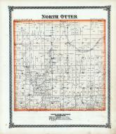 North Otter Township, Sugar Creek, Stirrup Grove, Macoupin County 1875