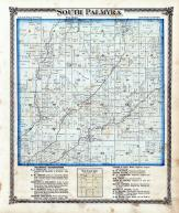 South Palmyra, Newburg, Nassa Creek, Otter Creek, Solomons Creek, Newburg, Macoupin County 1875