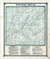 Western Mount, Hodges Creek, Bear Creek, Macoupin County 1875