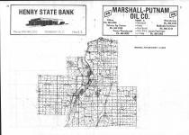 Index Map, Marshall and Putnam Counties 1978