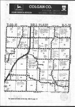 Map Image 001, Marshall and Putnam Counties 1978