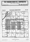 Map Image 009, McLean County 1985 Published by Farm and Home Publishers, LTD