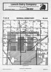 Map Image 020, McLean County 1985 Published by Farm and Home Publishers, LTD