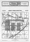 Map Image 028, McLean County 1985 Published by Farm and Home Publishers, LTD