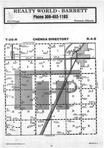 Map Image 041, McLean County 1985 Published by Farm and Home Publishers, LTD