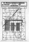 Map Image 052, McLean County 1985 Published by Farm and Home Publishers, LTD