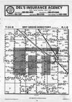 Map Image 060, McLean County 1985 Published by Farm and Home Publishers, LTD