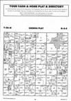 Chenoa T26N-R4E, McLean County 1996 Published by Farm and Home Publishers, LTD